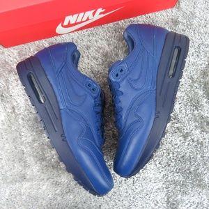 Nike Air Max 1 Leather Premium Sneakers